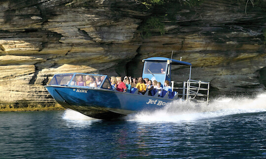 The Adventures Jet Boats