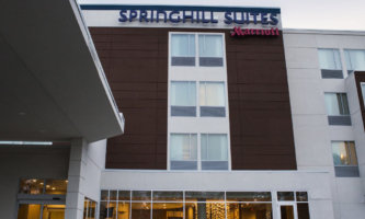 SpringHill Suites      Wisconsin Dells